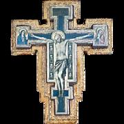 Florentine Wall Crucifix