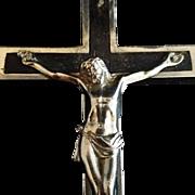 Large 1920's Era Pectoral Crucifix