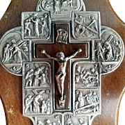 Stations of the Cross Wall Plaque