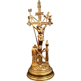 Instruments of the Passion Crucifix