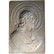 Sacred Heart Plaque