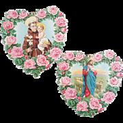 Victorian Religious Keepsake Cards