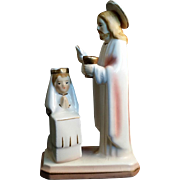 Sweet First Communion Figurine