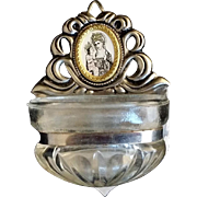 Saint Anne de Beaupre Holy Water Font