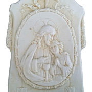 Communion Holy Water Font