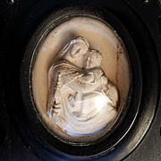 19th Century French Madonna & Child