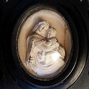 19th Century French Madonna & Child