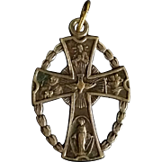 """Call a Priest"" Medal"