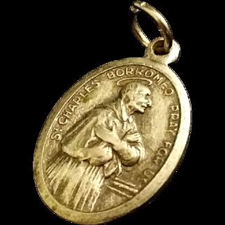 Saint Charles Borromeo Medal