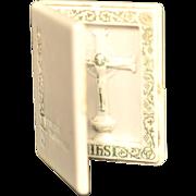 Celtic Prayer Case with Hidden Christian Symbols