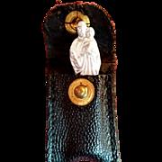 Saint Joseph Pocket Shrine