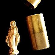 Blessed Virgin Mary Pocket Shrine