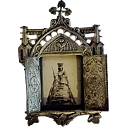 Our Lady Under the Tree Miniature Shrine