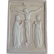 Vintage Stations of the Cross Complete Set of 14