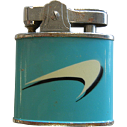 OMEGA Lighter w/ Light Blue Nike Logo