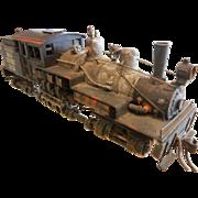 HO-Scale Model Train Engine - Carner Bros Shingle Mills