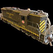 HO-Scale Model Train Engine - Spokane Portland & Spokane 150