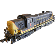 N-Scale Model Train Engine Northern Pacific S60 -17708