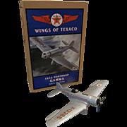Wings Of Texaco 1932 Northrop Gamma 2nd In Series 1994 Coin Bank ERTL