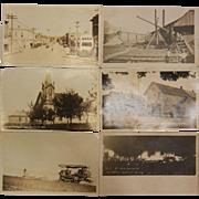 Vintage Original Black & White Postcards - Photos From Oregon