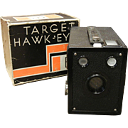 Vintage Six-20 Target Hawk-Eye Camera