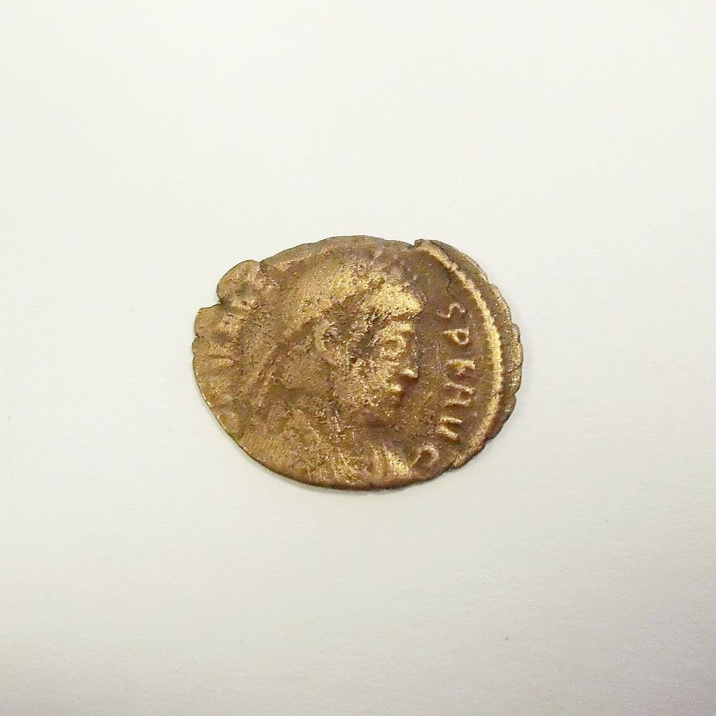 copper roman coins