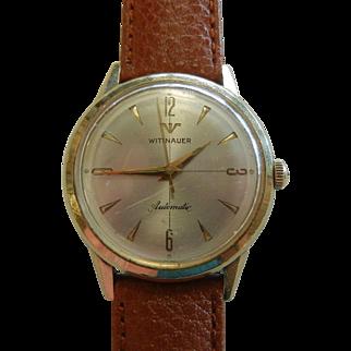 Vintage WITTNAUER Wrist Watch