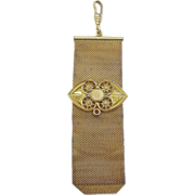 Victorian 12k Gold Filled Watch Fob