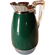 Thermos 1954 Coffee Carafe ~ Green
