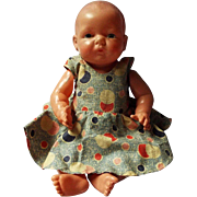 Adorable Vintage Celluloid Baby Doll