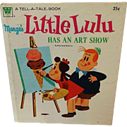 "Vintage ""Little LuLu"" Story Book"