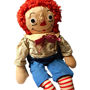 Georgene Novelties Raggedy Andy Doll