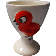 Vintage German Porcelain Egg Cup
