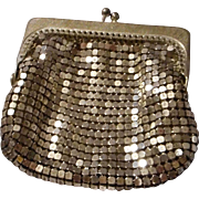 Vintage Mesh Coin Purse