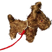 Vintage German Mohair Terrier