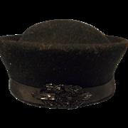 Vintage Bollman Wool Felt Hat