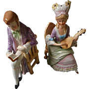 Vintage Porcelain Figurines, Germany