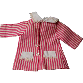 Vintage Mid Century Doll Dress,Tagged