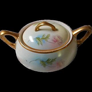 Vintage Selb,Bavaria Covered Bowl