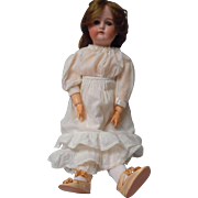 23 inch Cuno and Otto Dressel, Bisque Socket Head Doll