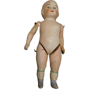 4.5 Inch German All Bisque Doll