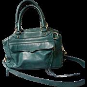 Vintage All Leather Handbag, Rebecca Minkoff