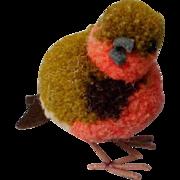 """Steiff """"Wooly"""" Bird, Doll House"""