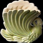 Vintage Haeger Swan Vase