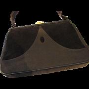 Vintage Mid Century Handbag by Lennox Bags