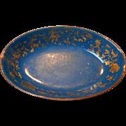 Vintage Enameled Pin Dish