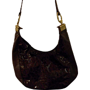 Vintage Italian Leather Handbag