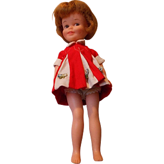 """Vintage """"Penny Bright"""" Doll by Deluxe Reading Corp."""