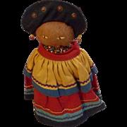 Vintage Seminole Indian Doll