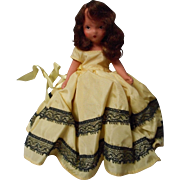 Vintage All Bisque Storybook Doll